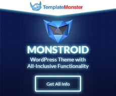 Template Monster for Wordpress